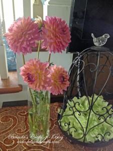 Dahlia's from my garden