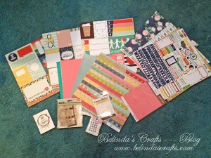 September 2013 Cocoa Daisy Kit