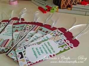 Finished bookmarks