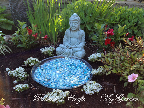 next stage in my buddha garden - Buddha Garden