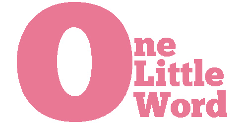 One-Little-Word-logo