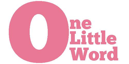 One-Little-Word-logo